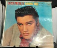 Elvis Presley/Loving You-RCA-Victor-LPM-1515-1957