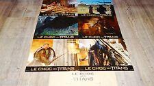 LE CHOC DES TITANS  !  jeu photos cinema lobby cards