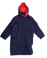 Preworn Boys Blue Coat Age 10-11 Years