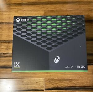 Microsoft Xbox Series X Console - In Hand - Fast Shipping - Sealed