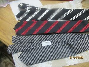 NWT BROOKS BROTHERS BLACK FLEECE THOM BROWN TIE SILK/COTTON US MADE $125 2.75 IN