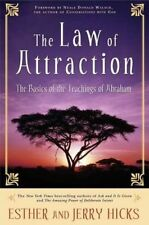 The Law of Attraction: The Basics of the Teachings of Abraham by Esther Hicks, Jerry Hicks (Paperback, 2007)