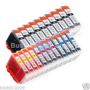 22PK PGI-5 CLI-8 Compatible Ink Cartridge for Canon Printer PGI-5 CLI-8 PGI-CMY@