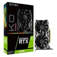 Evga 240442 Vcx 06g-p4-2068-kr Geforce Rtx 2060 Ko Ultra Gaming 6gb Gddr6 192b
