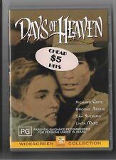 Days Of Heaven (DVD, 2003)