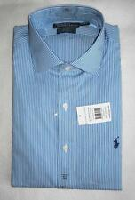 Ralph Lauren Men's Striped Long Sleeve Regular Collar Casual Shirts & Tops