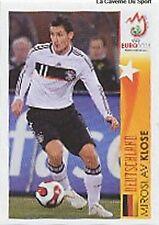 N°519 VIGNETTE PANINI KLOSE DEUTSCHLAND EURO 2008  STICKER