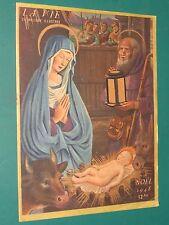 La vie catholique illustrée n° 180 NOËL 1948