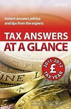 Tax Answers at a Glance 2011/2012, H M Williams Chartered Accountants