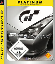 Gran Turismo 5 -- Platinum (Sony PlayStation 3, 2009)