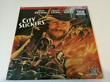 Laserdisc LD CITY SLICKERS Billy Crystal Excellent Condition In Shrink