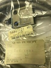 (2) BRAND NEW OMRON MINIATURE LIMIT SWITCH D4C1632