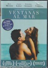 SEALED - Ventanas Al Mar DVD NEW Raul Mendez y Charo Lopez NEW