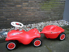 BIG Bobby Car classic rot mit Anhänger