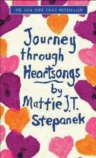 Journey Through Heartsongs by Mattie J. T. Stepanek (2002, Hardcover) NEW!
