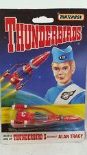 Thunderbirds matchbox Thunderbird 3 astronaut Alan Tracy