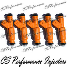 OEM Bosch Fuel Injectors Set (5) 0280155746 for 95-98 Volvo 850 S70 V70 2.4L I5