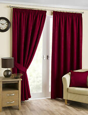 Blackout/Thermal  Belevedere curtains -4 Stunning Colours-By Hamilton McBride