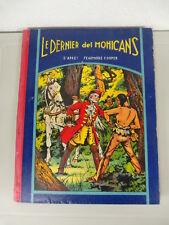 LE DERNIER DES MOHICANS FENIMORE COOPER 1938