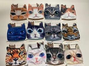 Novelty Fashion Face Mask Cat Face
