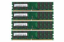 For Samsung 16GB 4X 4GB DDR2 2RX4 PC2-6400U 800MHz Desktop Memory DIMM Only AMD