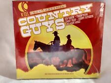 Country Guys K-Tel Presents 2 Disc Set 2006 BCI Eclipse Company           cd4976