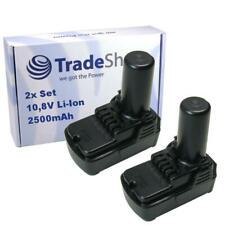 Premium Batterie 10,8 V 2000 mAh Li-Ion pour HITACHI ds10dfl fdb10dfl gp10dl ur10