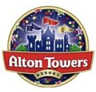 Alton Towers Tickets Sunday 3rd October EMAILED IMMEDIATELY Full Entry 3/10