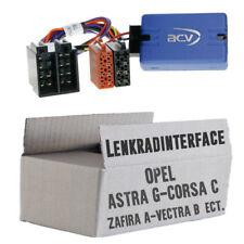 Commande au Volant Interface Opel Astra Vectra Zafira Corse À partir de 1998