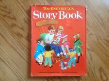 THE ENID BLYTON STORY BOOK 1961 HBDJ Rare and Hard to Find!