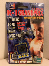 Hasbro K-1 GRANDPRIX ANDY HUG Virtual Pet Game JAPAN 1997 NEW