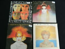 "TOYAH  - JOB LOT 4 X 7"" VINYL SINGLE RECORDS"