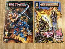 Inner Circle #0.1 - #0.2 by Mushroom Comics (1996)