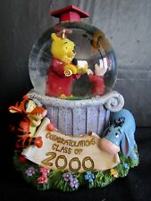 Winnie The Pooh Snow Globe Musical and Works Great