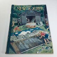 The New Yorker: June 2 1951 - Full Magazine/Theme Cover Garrett Price