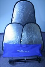 Lastolite TriFlector MkII With Sunfire/Silver Panels great condition