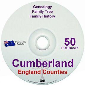 Family History Tree Genealogy Cumberland