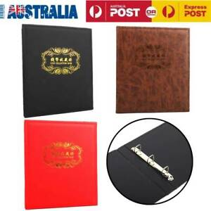 Coin Holder Collecting Collection Storage Money Pocket Penny Album Book /Pages