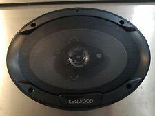 "KENWOOD KFC-6966S 6""x9"" 400W 3WAY SUPER TWEETER COAXIAL CAR STEREO SPEAKER (OB)"