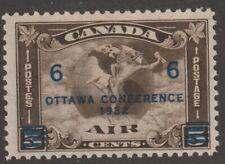 Canada 1932 #C4  Air Mail Stamp (Mercury) - F MNH