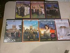 Downton Abbey: Complete Series Seasons 1-6 (DVD, 2016) + Bonus DVD 1 2 3 4 5 6