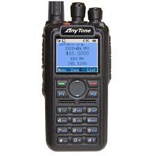 AnyTone AT-D868UV Dualband DMR/FM Funkgerät mit GPS