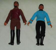 vintage Mego Star Trek MR. SPOCK  & KLINGON LOT