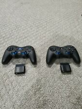 Logitech Playstation 2 Cordless Action Wireless Controller and Receiver Dongle