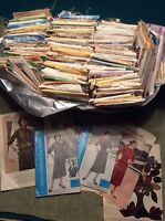 Vintage Sewing Patterns Lot of 97 Vogue Simplicity Butterick 40's,50's,60's,70's