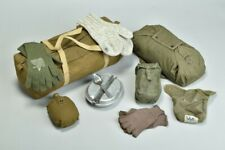 US Army Reserve Para' Bag, Chinese Army Canteen & 1958 Pattern Webbing Etc. AGB
