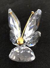 "Swarovski Crystal/ Gorgeous 2"" Butterfly"