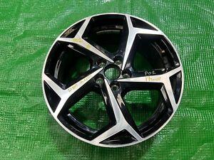 VW Polo Mk6 17 Inch Alloy Wheel 2G0601025L