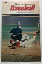 1972 Sports Illustrated Baseball Book from Sports Illustrated Library