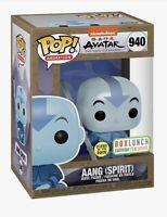 Funko Pop! Avatar: Aang (Spirit) Glow in the dark - BoxLunch exclusive PRE-ORDER